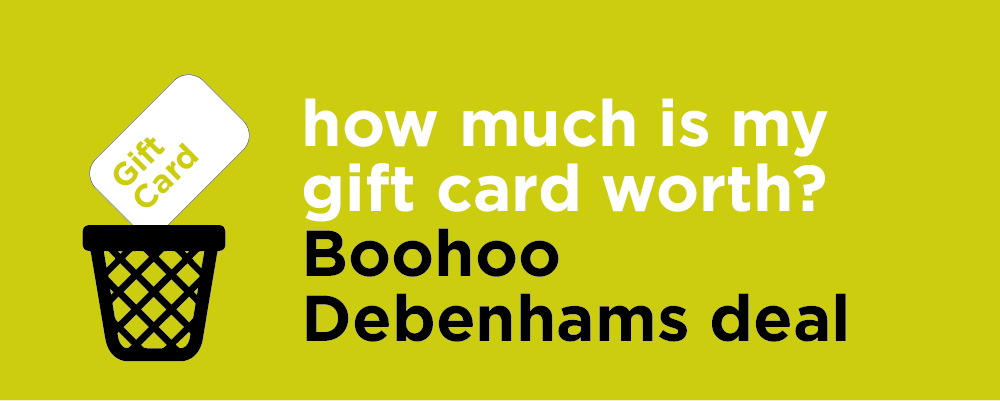 Purchased by Boohoo, what happens to Debenhams?