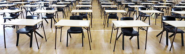 GCSE exam results appeals
