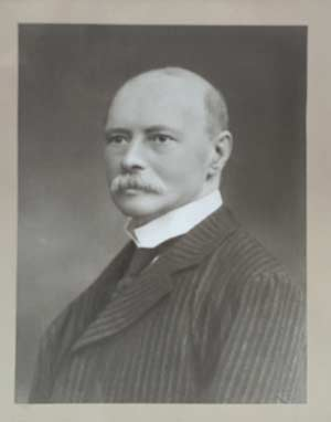 Robert Rutherford Morton
